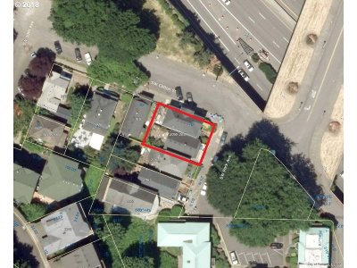 Portland Residential Lots & Land For Sale: 2057 SW Park Ave