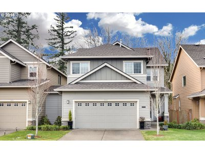 Hillsboro Single Family Home For Sale: 308 NW 187th Ave