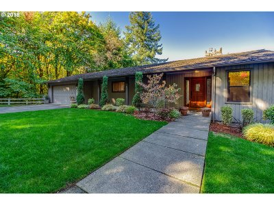 Beaverton Single Family Home For Sale: 9148 SW 175th Ave