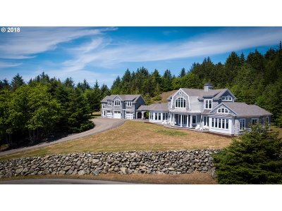 Gold Beach Single Family Home For Sale: 95103 Welsh Dr