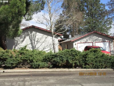 Roseburg OR Multi Family Home For Sale: $269,000