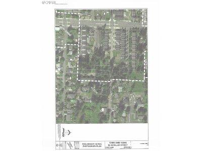 Portland Residential Lots & Land For Sale: 12400 SE Schiller St