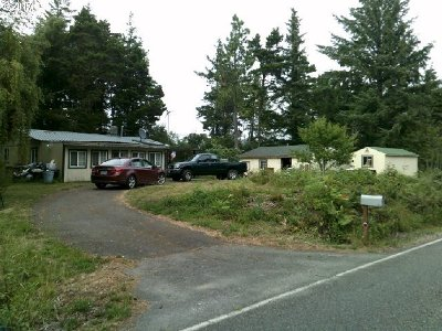 Single Family Home For Sale: 93167 Airport Rd