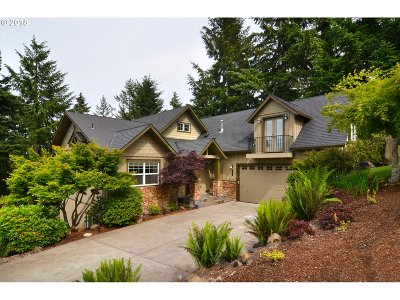 Eugene Single Family Home For Sale: 3333 Bentley Ave
