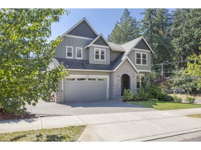 Oregon City Single Family Home For Sale: 14426 Blue Mountain Way