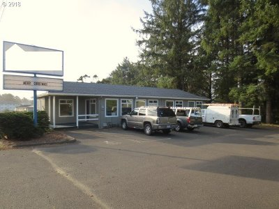 Lincoln City Commercial For Sale: 3691 NW Hwy 101