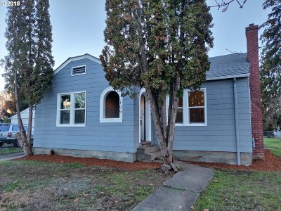 Salem Single Family Home For Sale: 705 21st St