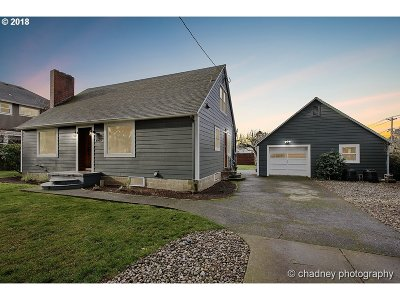 Single Family Home Bumpable Buyer: 6929 N Newcastle Ave