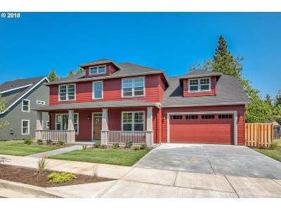 Single Family Home For Sale: 10350 SE 54st