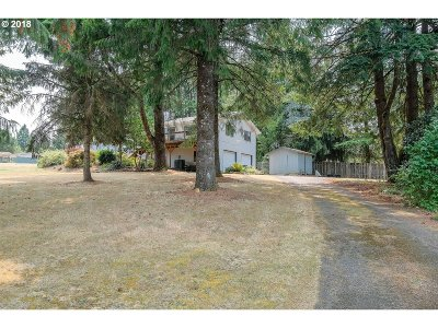 Banks Single Family Home For Sale: 45036 NW Hartwick Rd