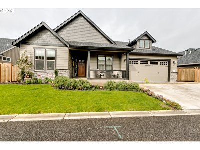 Eugene Single Family Home For Sale: 522 Wedgewood Dr