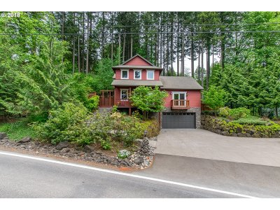 Hillsboro Single Family Home For Sale: 25805 NE Bald Peak Rd