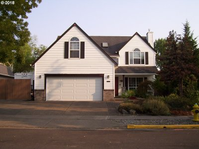 Banks Single Family Home For Sale: 41792 NW Buckshire St