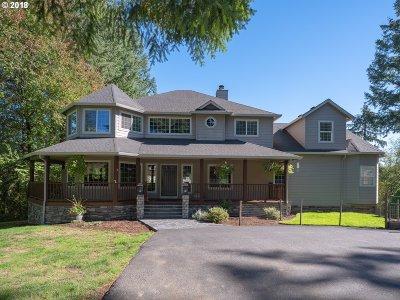 La Center Single Family Home For Sale: 37607 NE 137th Ct