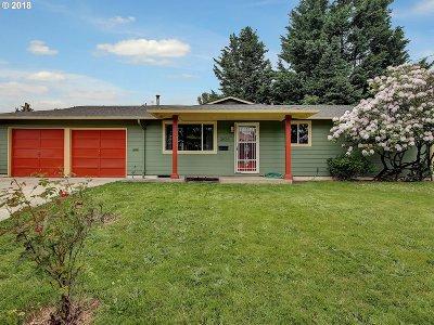 Portland Single Family Home For Sale: 3626 N Alaska Pl