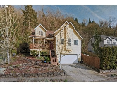 Gresham, Troutdale, Fairview Single Family Home For Sale: 1522 SW Wallula Dr