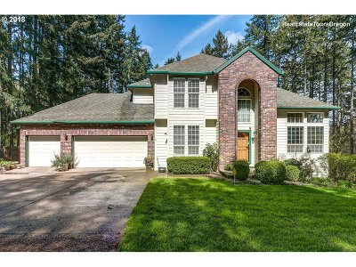 Hillsboro Single Family Home For Sale: 18227 SW Forest Park Rd