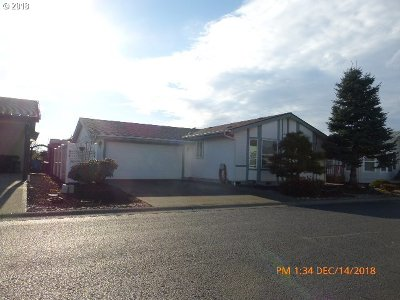 Vancouver WA Single Family Home For Sale: $124,900