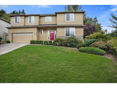Happy Valley, Clackamas Single Family Home For Sale: 13313 SE Kisor Ct