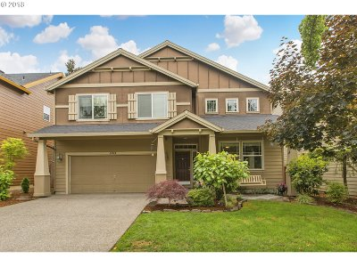 Happy Valley Single Family Home For Sale: 12648 SE Blackstone Ave