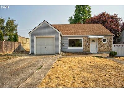 Salem Single Family Home For Sale: 1080 Wilbur St SE