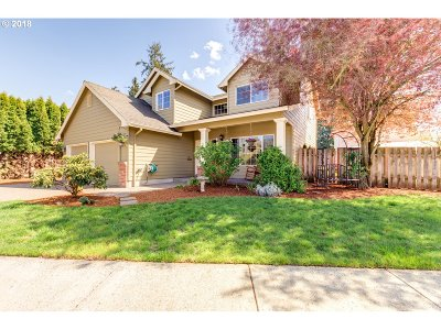 Wilsonville, Canby, Aurora Single Family Home For Sale: 1391 SE 9th Ave