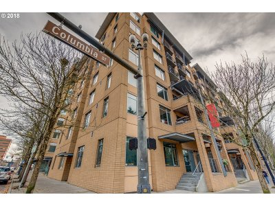 Vancouver Condo/Townhouse For Sale: 701 Columbia St #512