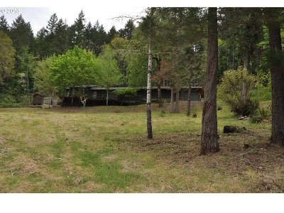 Cottage Grove, Creswell Single Family Home For Sale: 34537 Clifford Ln