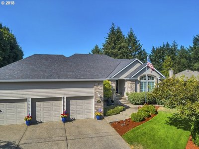 Happy Valley, Clackamas Single Family Home For Sale: 11621 SE Tyler Rd
