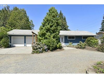 Clackamas County Single Family Home For Sale: 38145 SE Bruns Ln