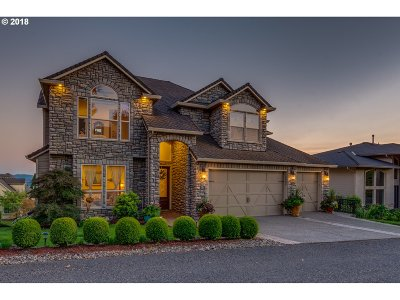 Camas Single Family Home For Sale: 4905 NW Highpoint Dr