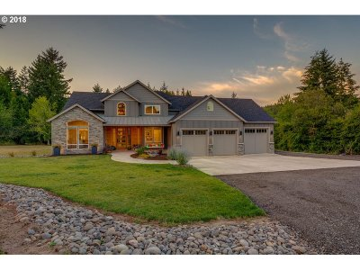 Oregon City Single Family Home For Sale: 18007 S Bogynski Rd
