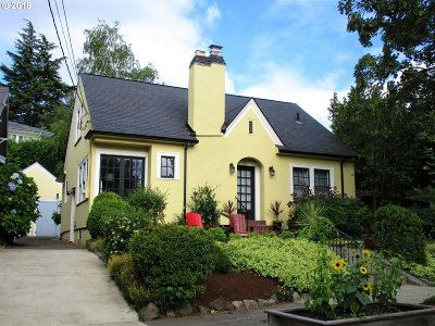 Single Family Home For Sale: 639 NE 43rd Ave