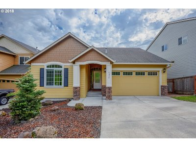 Washougal Single Family Home Bumpable Buyer: 4324 St