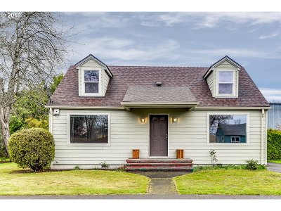 Stayton Single Family Home Sold: 645 N Evergreen Ave