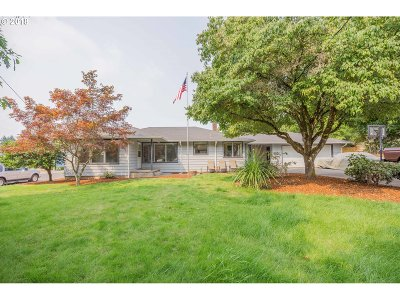 Vancouver WA Single Family Home Sold: $285,000
