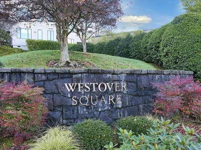 Portland Condo/Townhouse For Sale: 778 NW Westover Sq #2