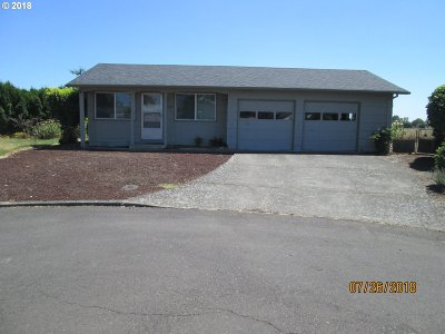 Woodburn Single Family Home For Sale: 1920 Santiam Dr
