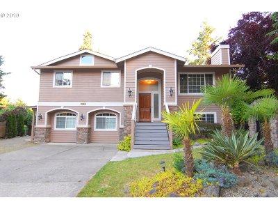 Beaverton Single Family Home For Sale: 15330 SW Davis Rd