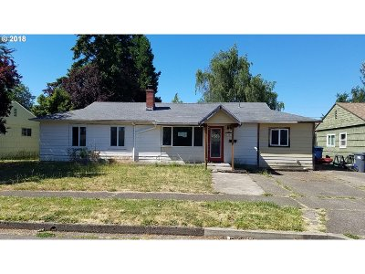 Springfield Single Family Home For Sale: 1254 Olympic St