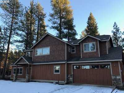 Sisters Single Family Home For Sale: 808 S Wrangler Ct