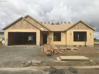 Canby Single Family Home For Sale: 1015 S Walnut St #Lot83