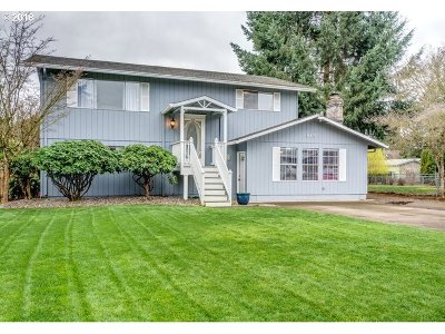 Canby Single Family Home Sold: 815 NE 16th Ave