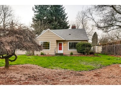 Keizer Single Family Home For Sale: 4775 Fillmore St