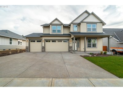 McMinnville Single Family Home For Sale: 366 NW Valleys Edge St