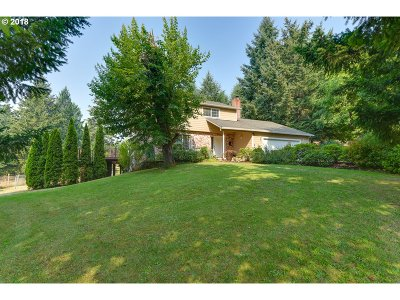 Newberg Single Family Home For Sale: 16505 NE Wilkerson Way