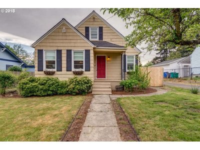 Single Family Home For Sale: 2704 Grant St
