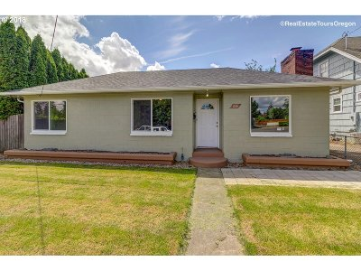 Single Family Home For Sale: 235 SE 80th Ave