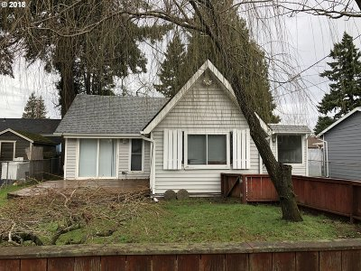 Single Family Home Sold: 11717 SE Alder St