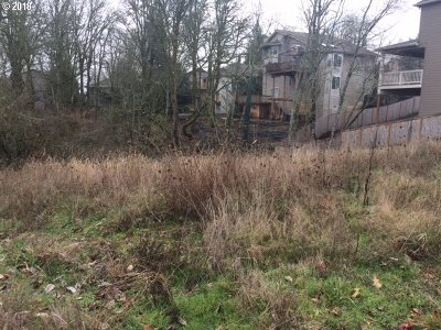 Portland Residential Lots & Land For Sale: 14416 SE Nehalem St